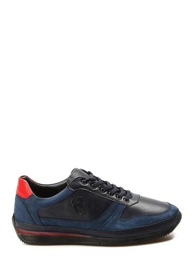 Fast Step Sneakers Mavi